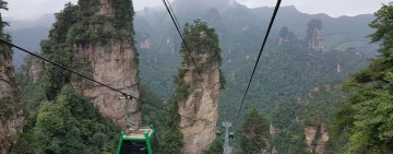 The Golden Triangle Plus Zhangjiajie