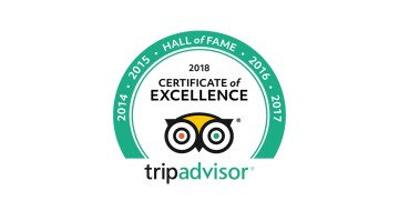 The China Guide has qualified for the TripAdvisor Certificate of Excellence Hall of Fame!