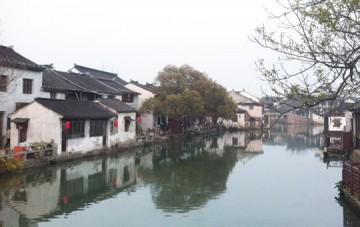 Wasserstadt Tongli