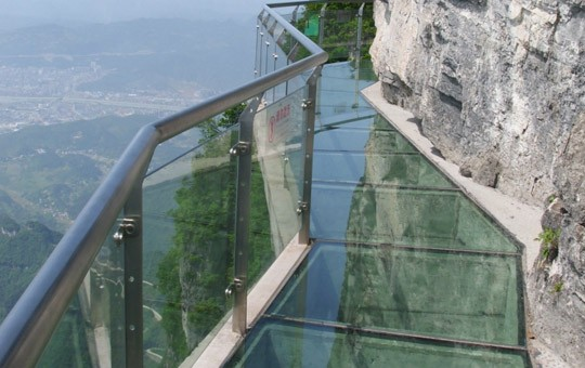 Tianmen Mountain Glass Walkway '2'
