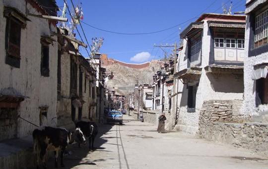 Gyantse Old Street'540x340'1