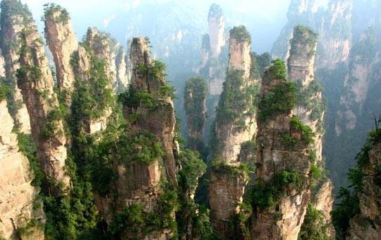 Tianzishan' '2'