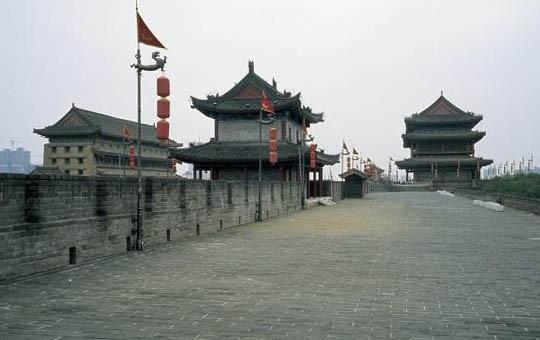 Xian City Wall ' 1