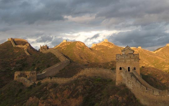 Jinshanling Great Wall'6