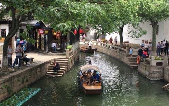 Tongli Water Town'7