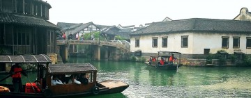 Shanghai-Suzhou-Hangzhou Triangle Tour