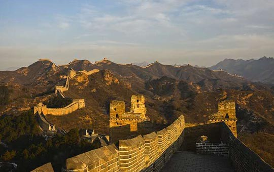 Jinshanling Great Wall'