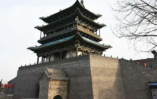 Pingyao Ancient Town'5