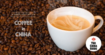A Brief History of Coffee in China