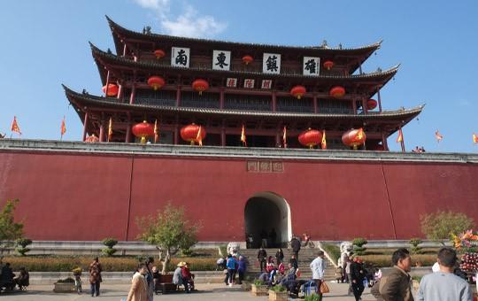 Jianshui'ChaoyangGate'540x340'1