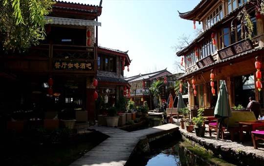 Lijiang Old Town'3