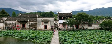 Huangshan and Huizhou Village Tour from Shanghai