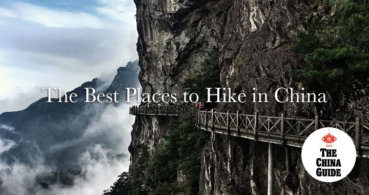 The Best Places to Hike in China