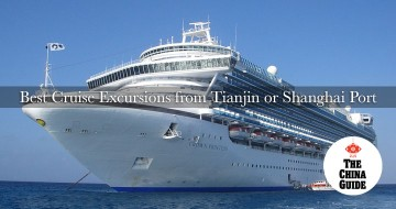 Best Cruise Excursions from Tianjin or Shanghai Port
