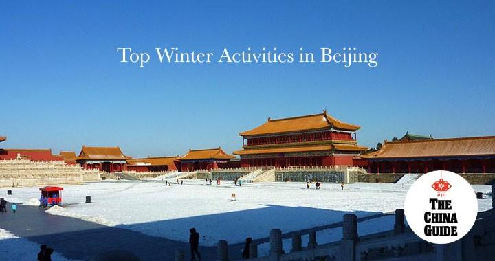 Top Winter Activities in Beijing