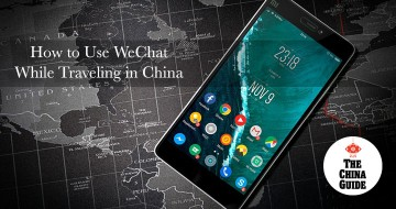 How to Use WeChat While Traveling in China