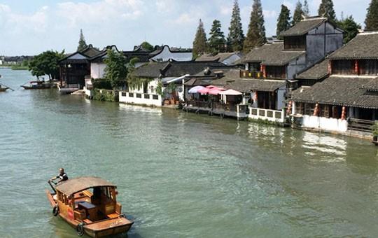 Zhujiajiao'540x340
