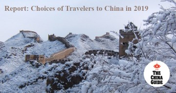 Report: Choices of Travelers to China in 2019