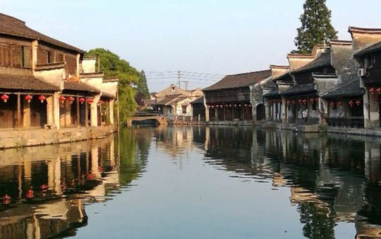 Nanxun Ancient Water Town