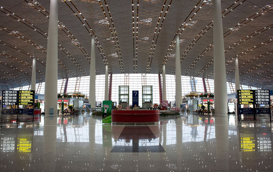 Beijing International Airport terminal 3