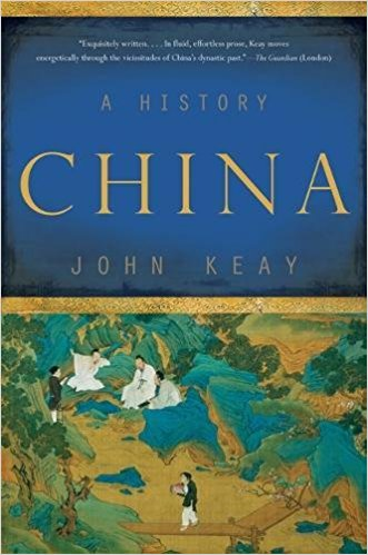 china: a history by john keay