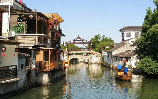 Tongli Ancient Water Town