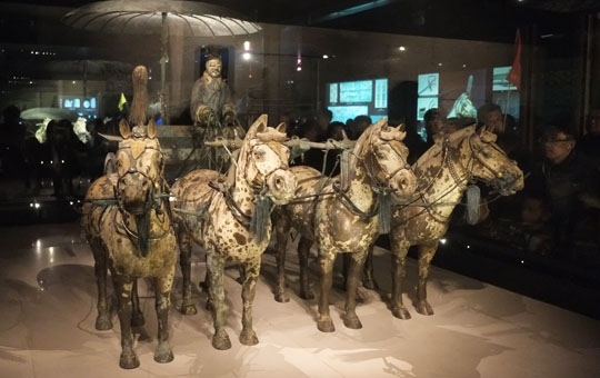 Terracotta Army - Chariot