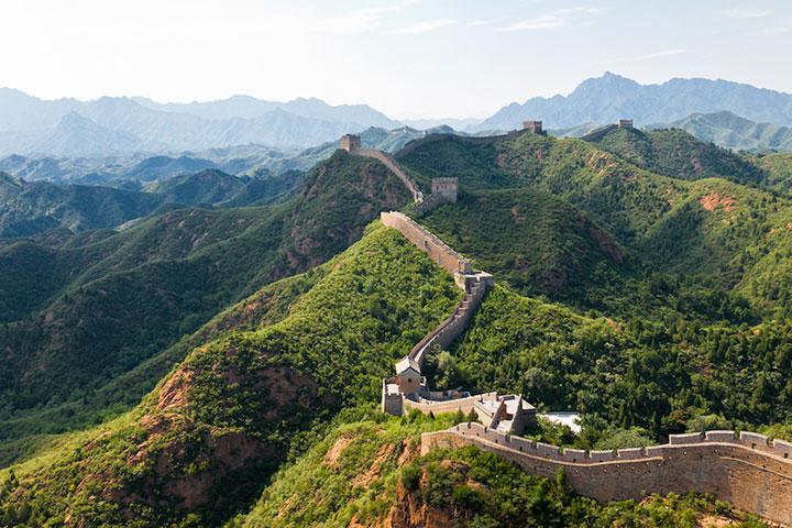 jinshangling great wall of china