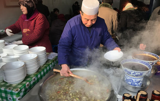 Xi'an Street Food