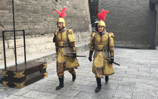 Xi'an City Wall - Performance