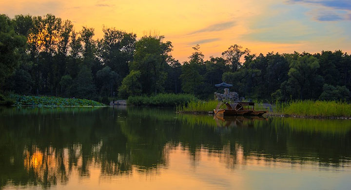 summer palace in chengde