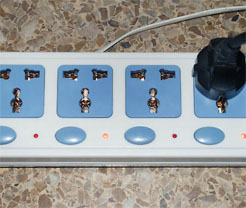 power strip
