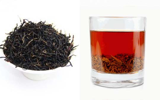 Keemun (qimen) red tea