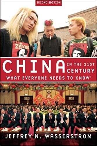 China in the 21st Century: What Everyone Needs to Know by Jeffrey Wasserstrom