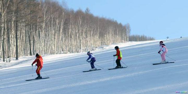 skiing in zhangjiakou