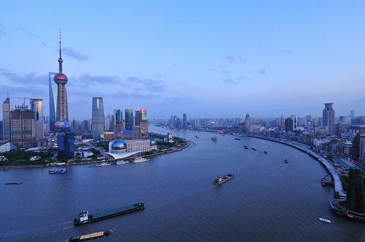 Shanghai populaire Park Matchmaking
