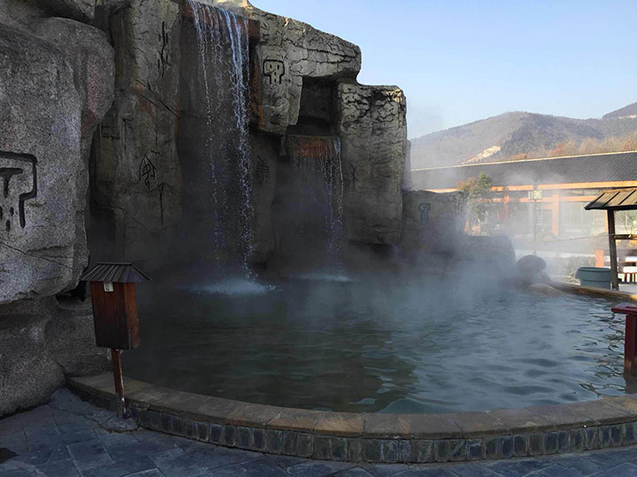 hot springs in nanjing